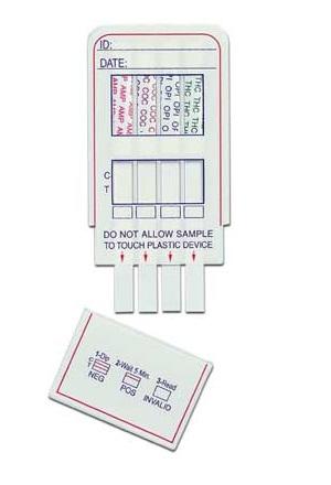 id pharma narcotest test urinaire 4 drogues test de d tection rapide. Black Bedroom Furniture Sets. Home Design Ideas