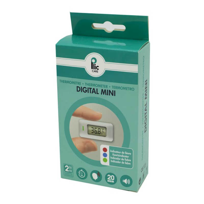 Thermomètre DIGITAL MINI FT032 Thermomètre Frontal Infrarouge Ecran LCD 1 Unité