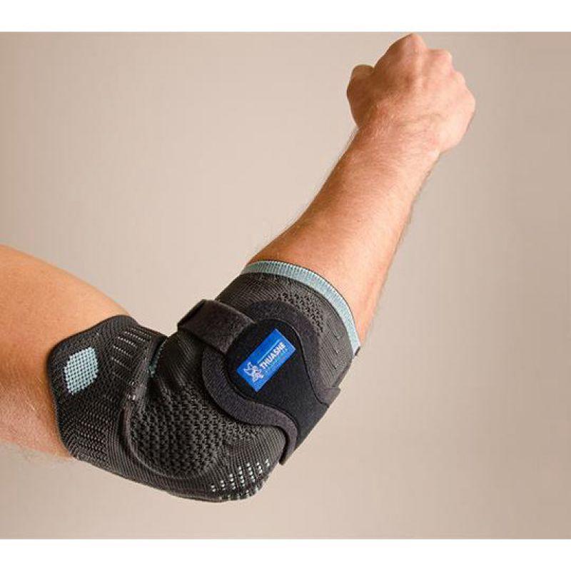 Thuasne silistab epi bandage de contention pour le coude - Avec quel produit enlever du silicone ...