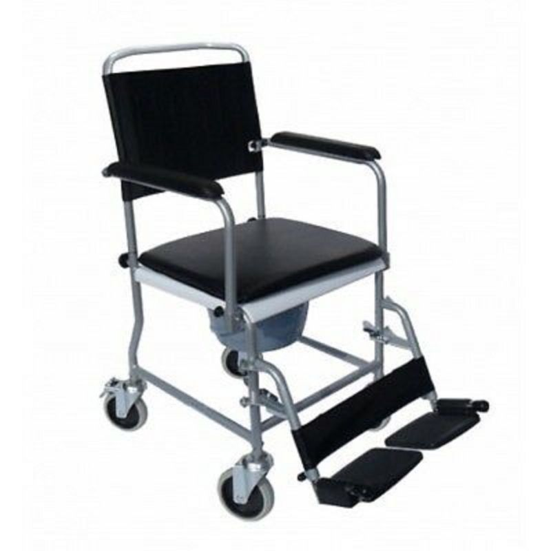 Orkyn Invacare Chaise Garde Robe Chromee A Roulettes Cascata H720t T8207 4028698111248