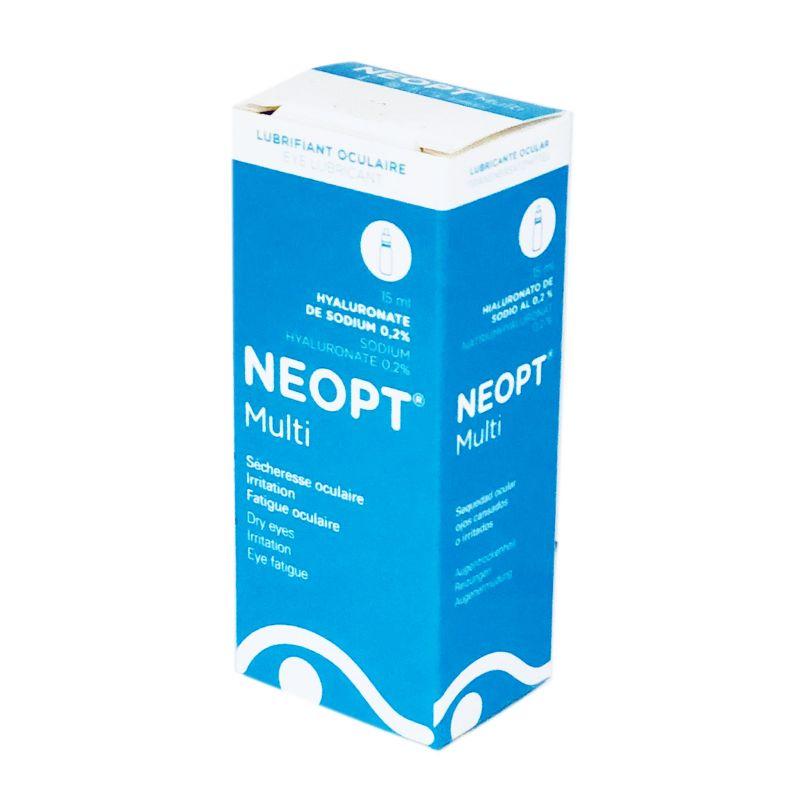 NEOPT MULTI Solution ophtalmique lubrifiante -Flacon 15 ml
