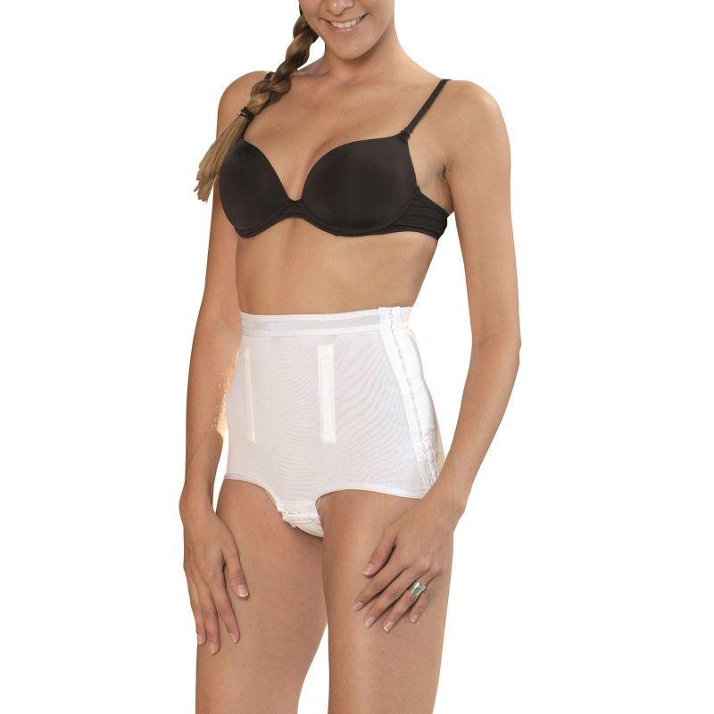 03bc20517ef CEINTURE BASSE Homme Femme Classique Gamme Plastique Ouverture Latérale -  Sous Vêtement Post Opérato