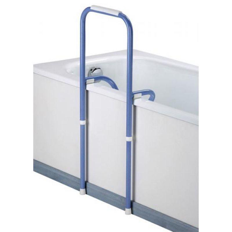 Orkyn hms vilgo barre balneo sans marche pied poign e de sortie de baignoire de bain t5752 - Marche pied salle de bain ...