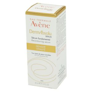 AVENE DermAbsolu Sérum Fondamental - Tous Types de Peaux Sensibles - Fl/30ml