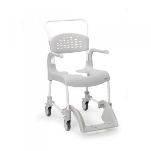 Chaise de Douche Mobile CLEAN Hauteur d' Assise 55 cm - O2208 - 1 Unité - ORKYN FRANCE REHAB