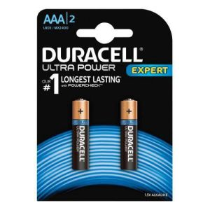 DURACELL Ultra Power Expert 2 Piles AAA - Piles AAA pour Produits Electroniques - Piles AAA Alcaline