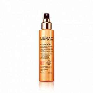 LIERAC SUNISSIME Lait Protecteur Energisant SPF30 Anti Age Global Corps - Spray/150ml