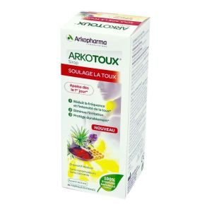 Arkotoux® Sirop - Flacon 140 ml