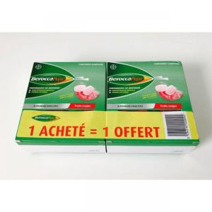 BEROCCA PEPS Fruits Rouges  - Lot 2x Bte/28 comprimés - BAYER