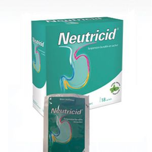 Neutricid, suspension buvable - 18 sachets