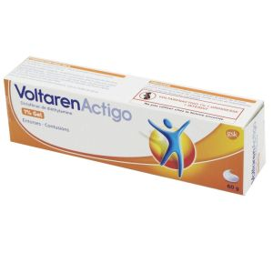 Voltarenactigo 1%, gel - Tube 60 g