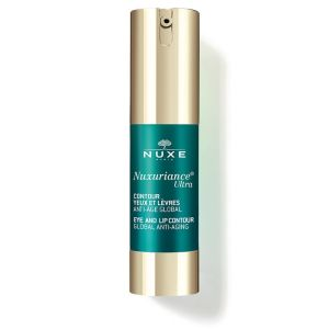 NUXE Nuxuriance Ultra Contour Yeux et Lèvres - Anti Age Global (Safran, Bougainvillier) - 15ml