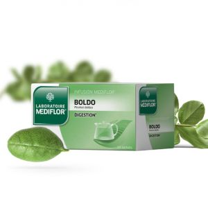 MEDIFLOR Infusion BOLDO Digestion - 24 sachets