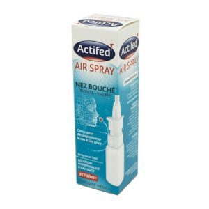ACTIFED AIR SPRAY Nez Bouché Spray nasal 10 ml -Johnson & Johnson