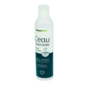 PHARMACTIV L' Eau Thermale - 100% Eau Thermale du Gers - Naturellement Anti Oxydante - Spray/300ml