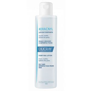 KERACNYL Lotion Purifiante Visage 200ml - Peaux Grasses à Imperfections