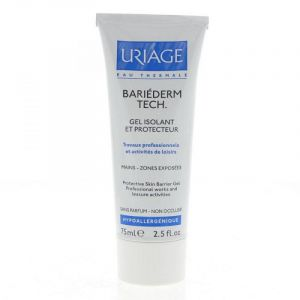 URIAGE BARIEDERM Tech Gel Isolant et Protecteur - T/75ml