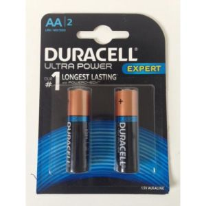 DURACELL Ultra Power Expert 2 Piles AA - Piles AA pour Produits Electroniques - Piles AA Alcaline Ul