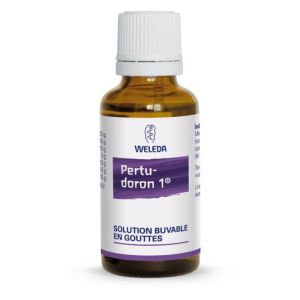 Pertudoron Weleda solution buvable - 30 ml
