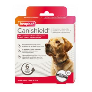 CANISHIELD 65cm Collier Antiparasitaire Bte/1 - Grands Chiens