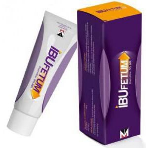 Ibufetum 5 %, gel - Tube 60g