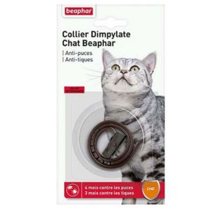 DIMPYLATE Collier Antiparasitaire Chat Bte/1 - Anti-puces, Anti-tiques