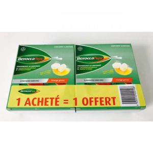 BEROCCA PEPS Orange Givrée - Lot 2x Bte/28 comprimés - BAYER