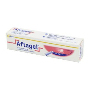 Aftagel, gel buccal - Tube de 15 ml