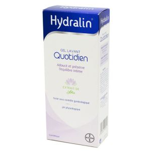 HYDRALIN QUOTIDIEN 200ml Soin d' hygiène intime - Protection quotidienne - Fl/200ml - BAYER