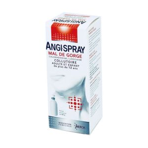 Angispray, collutoire - Flacon de 40 ml
