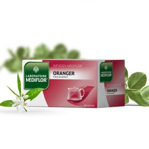 MEDIFLOR Infusion ORANGER Sommeil - 24 sachets