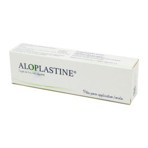 Aloplastine, pâte pour application locale - Tube de 90 g
