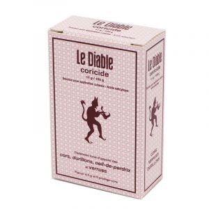 Coricide Le Diable, solution cutanée - Flacon 5ml + 6 protège-cors