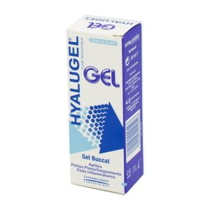 HYALUGEL Gel buccal à l'acide hyaluronique T/20ml