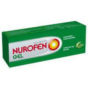 NUROFEN 5 %, gel, 50 g en tube