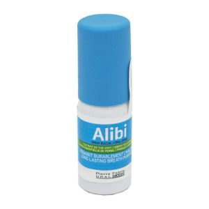 ALIBI SPRAY BUCCAL - Assainissant haleine - Spray/15ml - PIERRE FABRE ORAL CARE