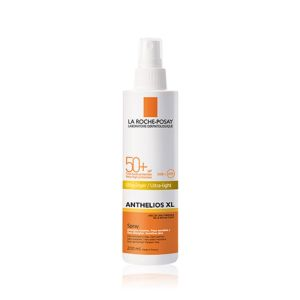 ANTHELIOS XL Spray Ultra Léger SPF50+ 200ml - Protection Solaire Corps