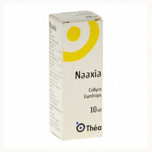 NAAXIA, collyre - Flacon 10 ml