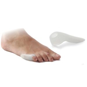 DONJOY AIRCAST SOFTOES Protection du Petit Orteil - Bunionette - Bte/1