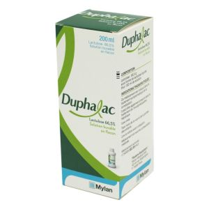 DUPHALAC 66,5%, solution buvable, Flacon 200 ml