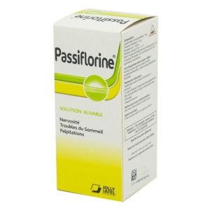 PASSIFLORINE, solution buvable - Flacon 125 ml