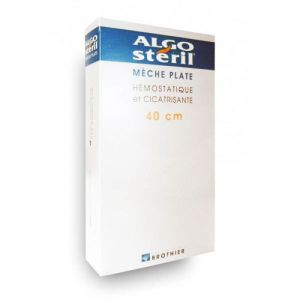 ALGOSTERIL 5 x 40 cm Bte/16 - Compresse Pansement à l' Alginate de Calcium