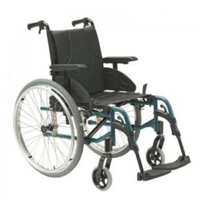 Fauteuil Roulant Action 3 NG Dossier Inclinable à Commande Unilatérale Arnas - N9840 N9841 N3822 N38