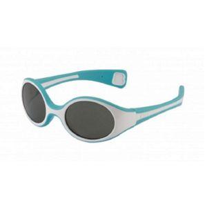 9bf591669b608 BEABA Lunettes Baby S Blue Bleu - Lunette de Soleil pour Nourrisson de 6 à  12