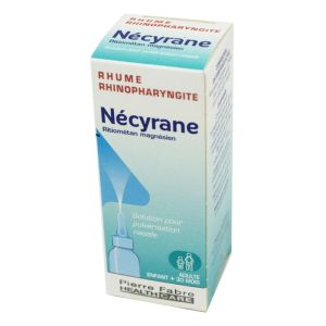 Nécyrane, solution nasale - Flacon 10ml