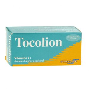 Tocolion, 30 capsules molles