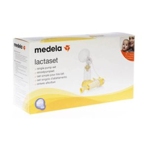 Medela Lactaset set simple pour tire-lait