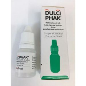 DULCIPHAK, collyre - Flacon 10 ml
