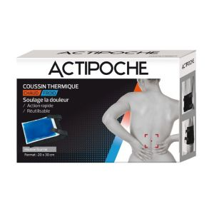 ACTIPOCHE CHAUD FROID - Grand modèle 20 x 30 cm - Bte/1 - COOPER