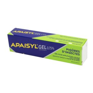 Apaisylgel 0,75 %, gel pour application locale - Tube de 30 g